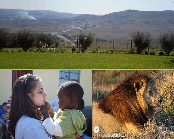 Information Session on Southern Africa Travel Course