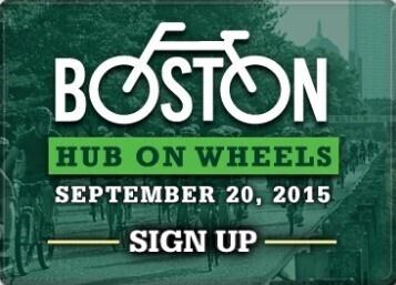 Hub on Wheels