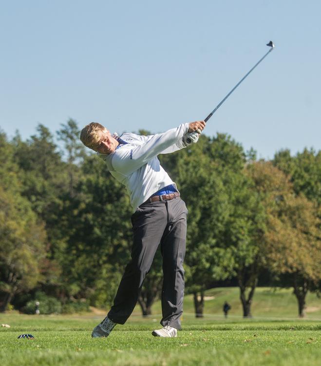 Men's Golf @ Mitchell College