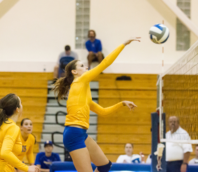 Women's Volleyball vs. University of Saint Joseph