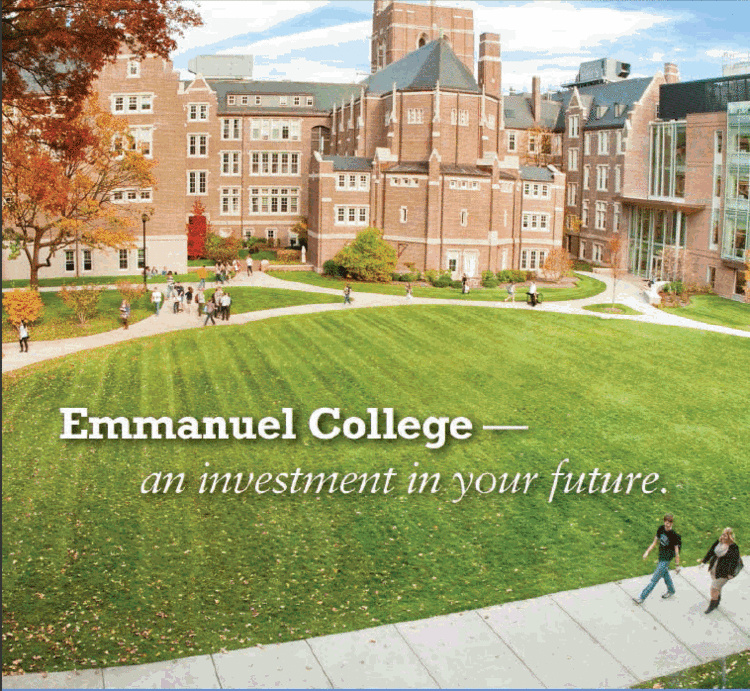 Emmanuel College Graduate & Certificate Programs in Management On-Campus Information Session