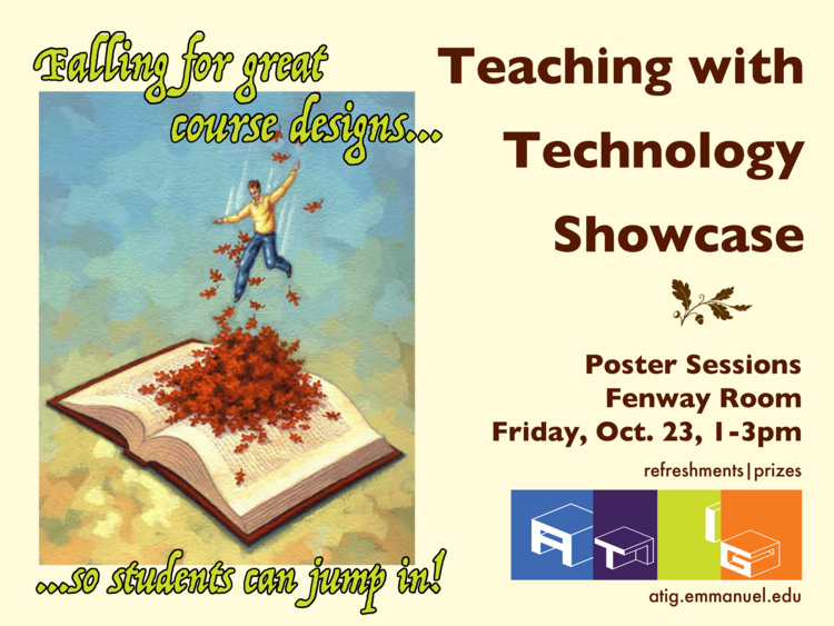 Fall Teaching with Technology Showcase