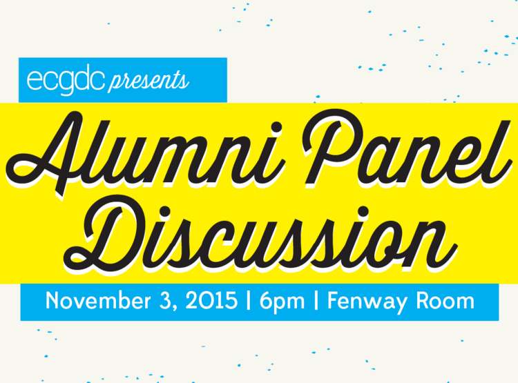 ECGDC presents Alumni Panel Discussion