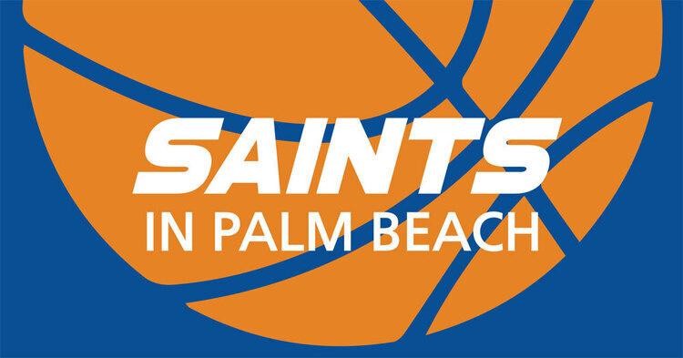Saints in Palm Beach
