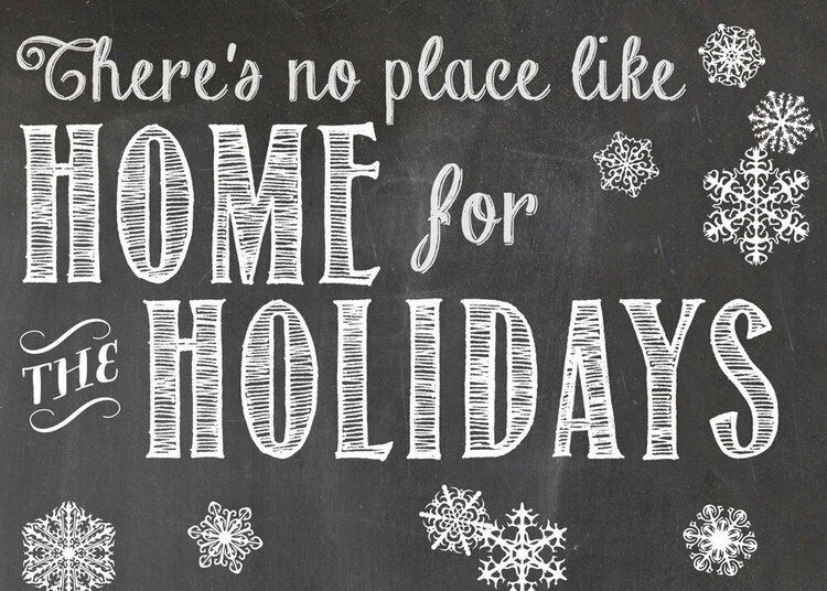 Home for the Holidays: A Residence Life Reunion