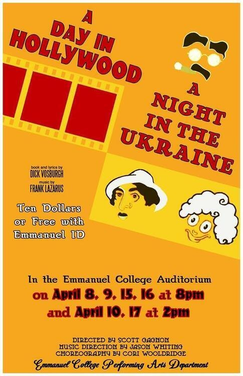 A Day in Hollywood/A Night in the Ukraine""
