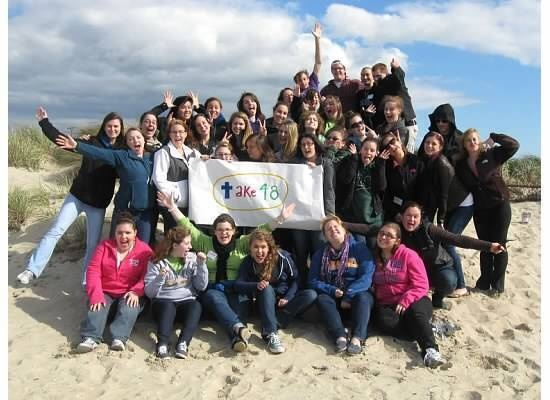 Take48 Retreat for First-Year Students